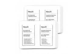 [Neulii_Sample] Bio Water B9 Serum+Squalane Desertica Cream Sample - 10pcs