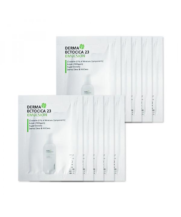 [Neulii_Sample] Derma Ectocica 23 Emulsion Samples - 10pcs