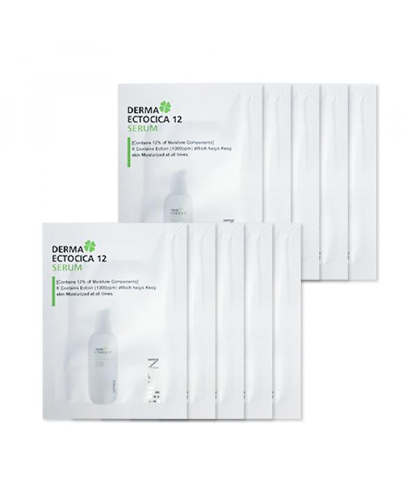 [Neulii_Sample] Derma Ectocica 12 Serum Samples - 10pcs