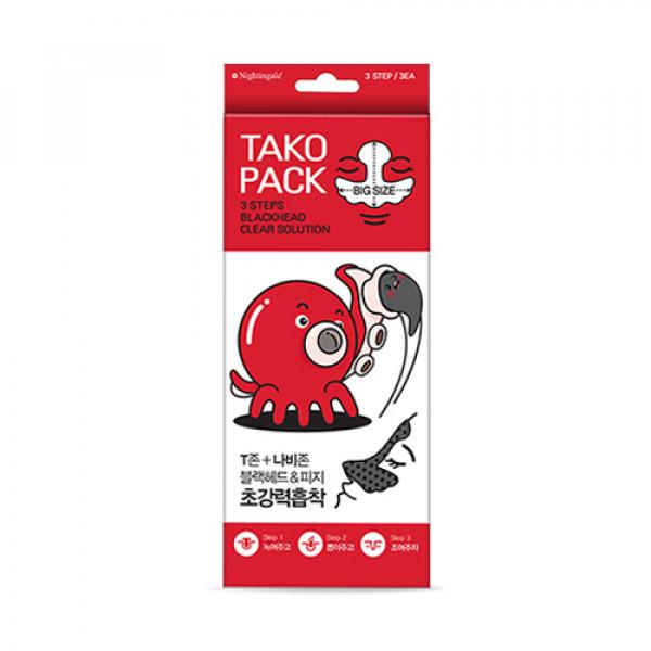 [NIGHTINGALE] 3Step Tako Pack - 1pack (3pcs)