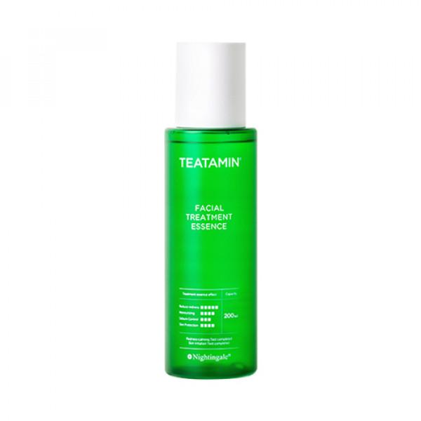 [NIGHTINGALE] Teatamin Facial Treatment Essence - 200ml