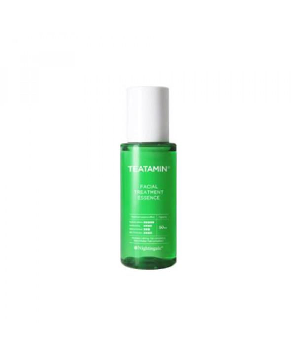 W-[NIGHTINGALE] Teatamin Facial Treatment Essence - 50ml x 10ea