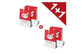 [NIGHTINGALE] 1+1 Milk Injection Luminous Coating Mask - 1pcs