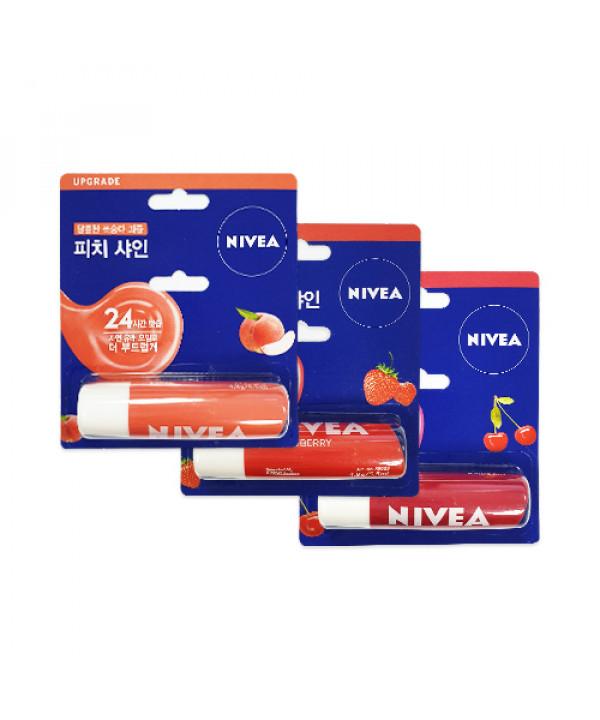 [NIVEA] Lip Care Shine - 4.8g