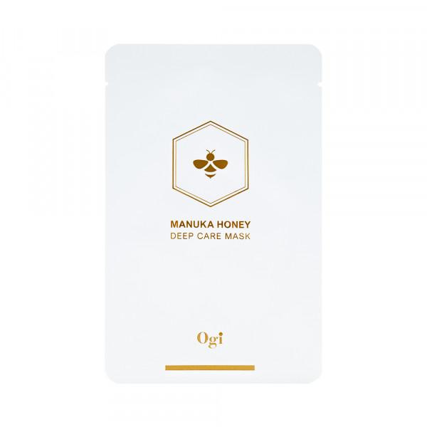 [OGI] Manuka Honey Deep Care Mask - 1pcs  (EXP 2022.06.11)
