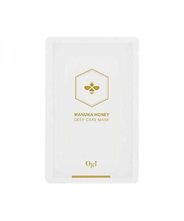 [OGI] Manuka Honey Deep Care Mask - 1pcs