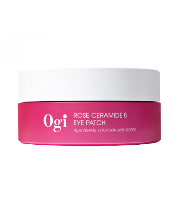 [OGI] Rose Ceramide 8 Eye Patch - 1pack (60pcs)