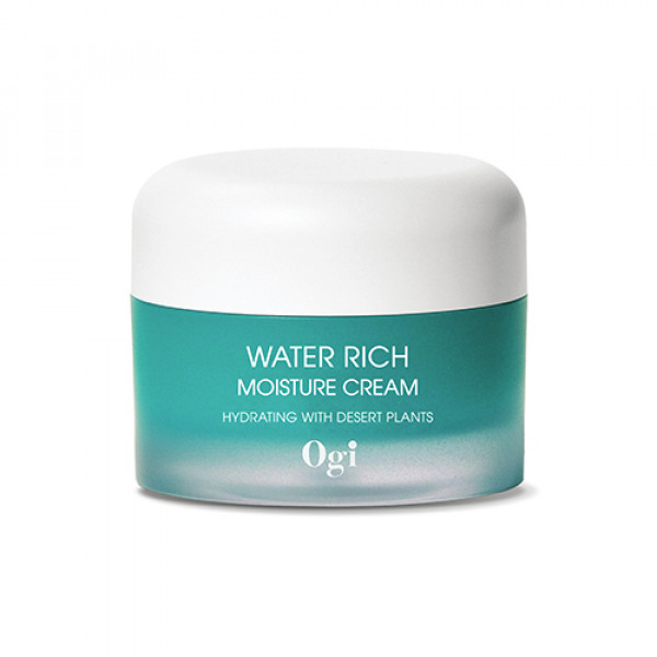 [OGI] Water Rich Moisture Cream - 50ml