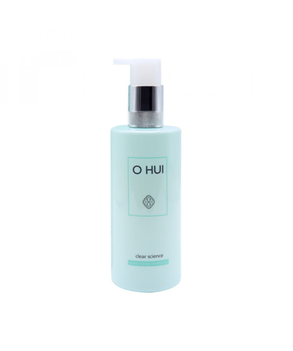[OHUI] Clear Science Moisturizing Conditioner - 400ml