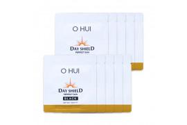 [OHUI_Sample] Day Shield Perfect Sun Black Samples - 10pcs (SPF50+ PA++++)