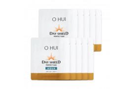 [OHUI_Sample] Day Shield Perfect Sun Aqua Samples - 10pcs (SPF50+ PA++)