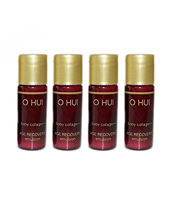 [OHUI_Sample] Age Recovery Emulsion Samples - 4ea