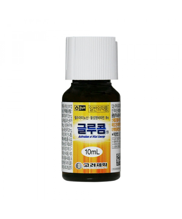 [ONNURI] Glucom Solution - 10ml