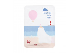 [PACK age] Monthly New Feet Socks Pack - 1pcs