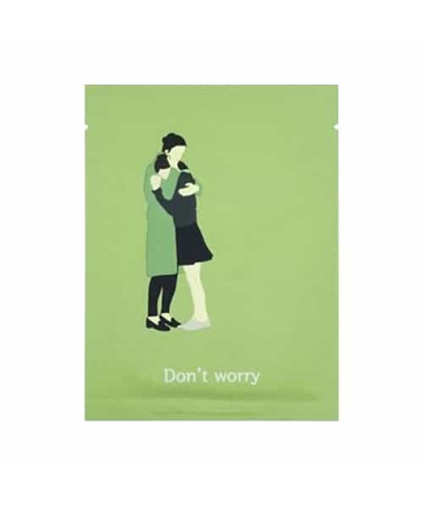 [PACK age] Don't Worry Healing Mask - 1pcs