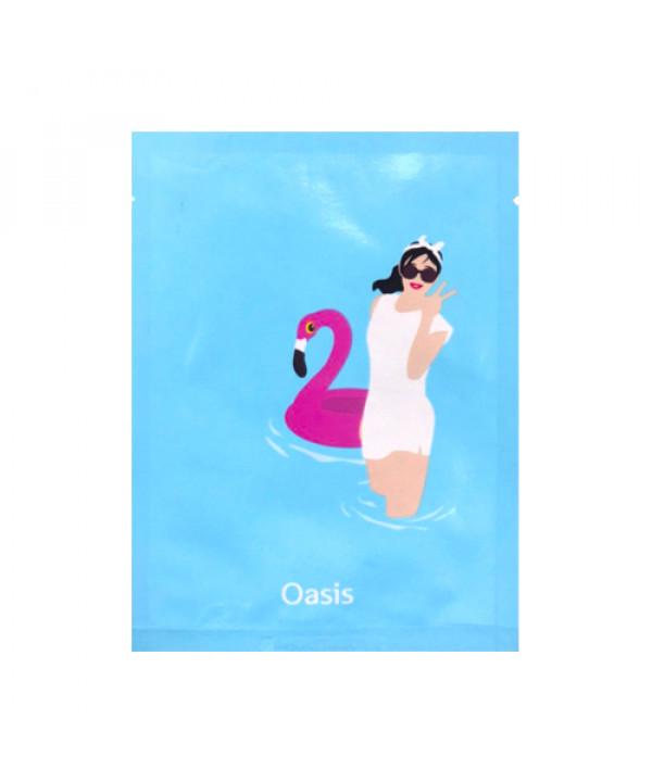 [PACK age] Oasis Moisturizing Mask - 1pcs
