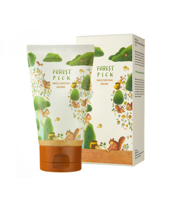 [PACK age_LIMITED] Forest Pick Moisturizing Cream - 70ml ( EXP 2021.02.28)