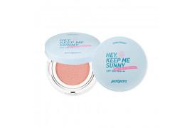 W-[PERIPERA] Sunnyproof Pink Tone Up Sun Cushion - 13g (SPF50+ PA++++) x 10ea