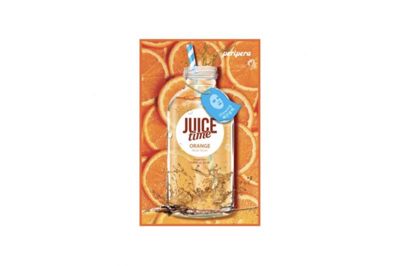 [PERIPERA] Juice Time Mask Sheet - 1pcs