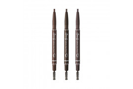W-[PERIPERA] Speedy Eyebrow Auto Pencil - 0.14g x 10ea