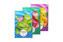 [PERIPERA_45% SALE] Smoothie Time Mask Sheet (18g) - 1pcs
