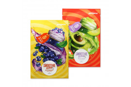 [PERIPERA_45% SALE] Smoothie Time Mask Sheet (25g) - 1pcs