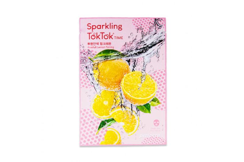 W-[PERIPERA] Sparkling TokTok Time Mask Sheet - 1pcs x 10ea