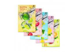 [PERIPERA_45% SALE] Sparkling TokTok Time Mask Sheet - 1pcs
