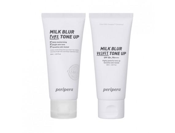 [PERIPERA] Milk Blur Tone Up Cream - 60ml