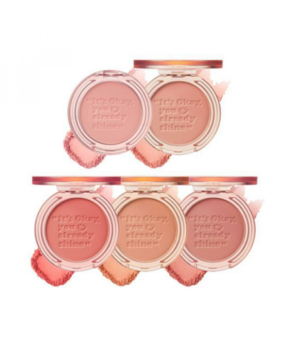 [PERIPERA] Pure Blushed Sunshine Cheek - 4.2g