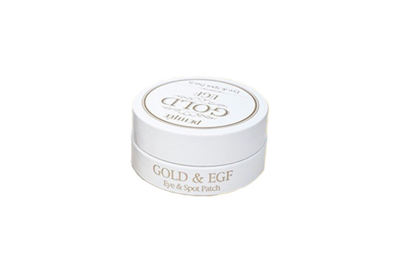 [PETITFEE] Eye & Spot Patch - 1pack (Eye 60pcs + Spot 30pcs) #Gold & EGF
