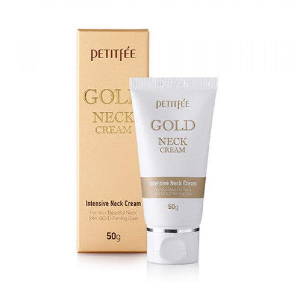 [PETITFEE] Gold Neck Cream - 50g