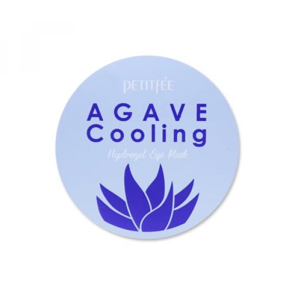 [PETITFEE] Hydrogel Eye Mask - 1pack (60pcs) #Agave Cooling