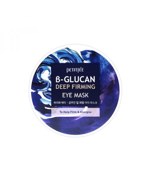 [PETITFEE] B Glucan Deep Firming Eye Mask - 1pack (60pcs)