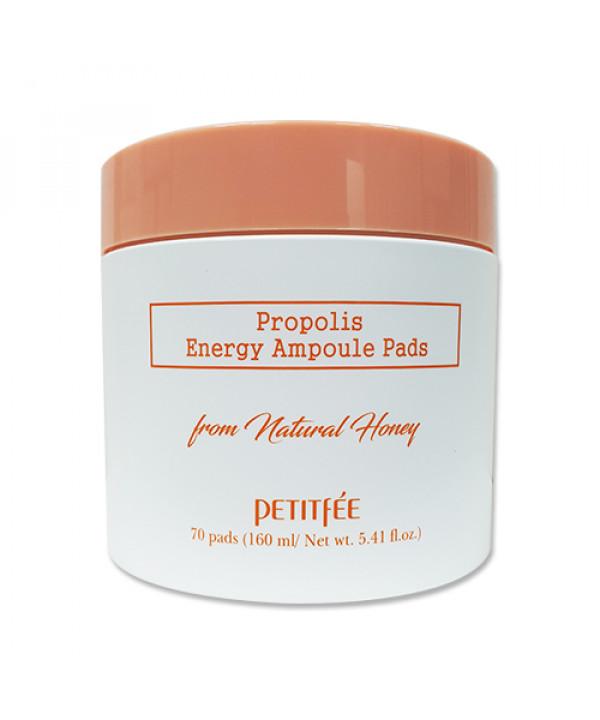 [PETITFEE] Propolis Energy Ampoule Pads - 1pack (70pcs)