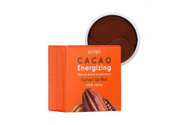 [PETITFEE] Cacao Energizing Hydrogel Eye Mask - 1pack (60pcs)