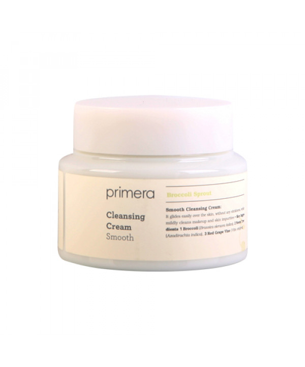 [Primera] Smooth Cleansing Cream - 250ml