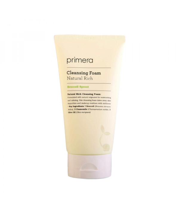 [Primera] Natural Rich Cleansing Foam - 150ml