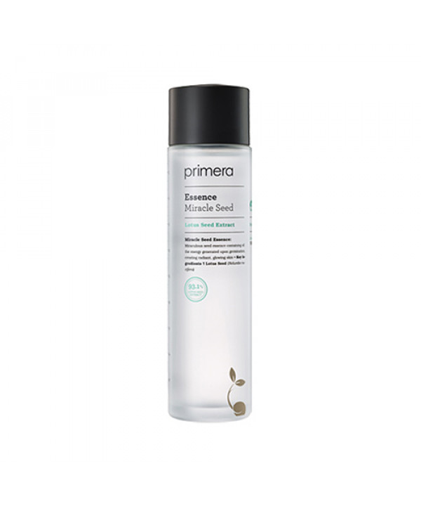 [Primera] Miracle Seed Essence - 150ml (+ Cotton 70pcs)