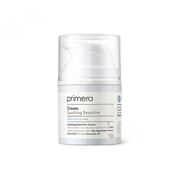 [Primera] Soothing Sensitive Cream - 30ml
