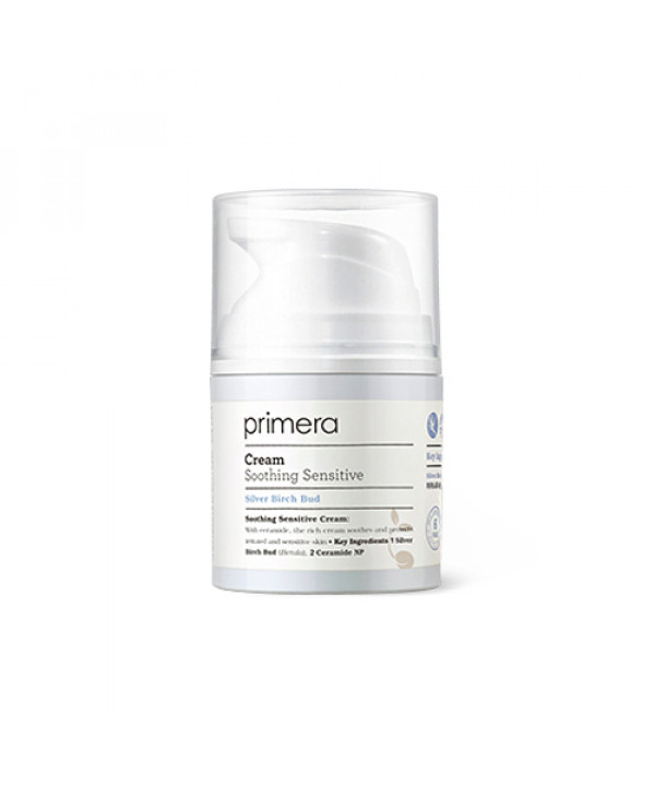 [Primera] Soothing Sensitive Cream - 30ml