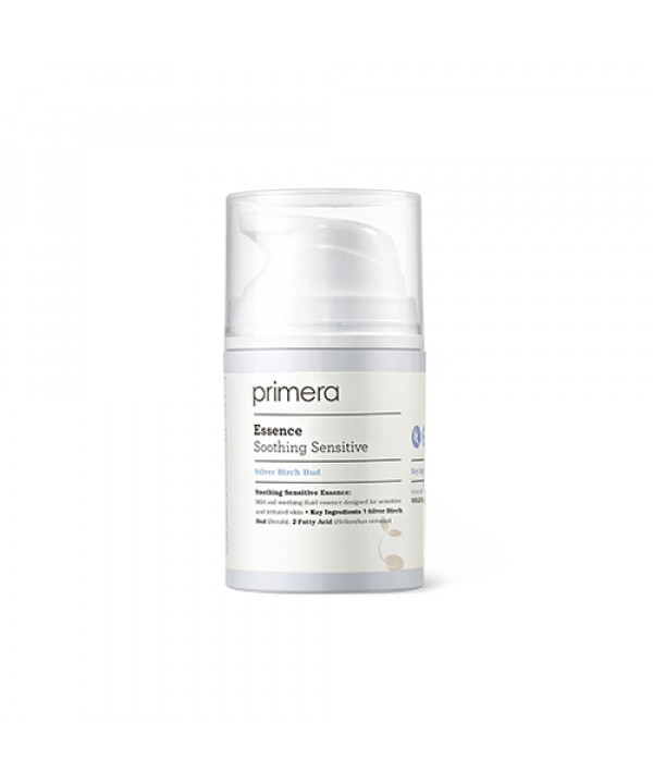 [Primera] Soothing Sensitive Essence - 50ml