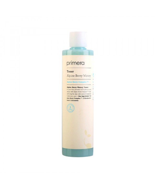 W-[Primera] Alpine Berry Watery Toner - 225ml x 10ea