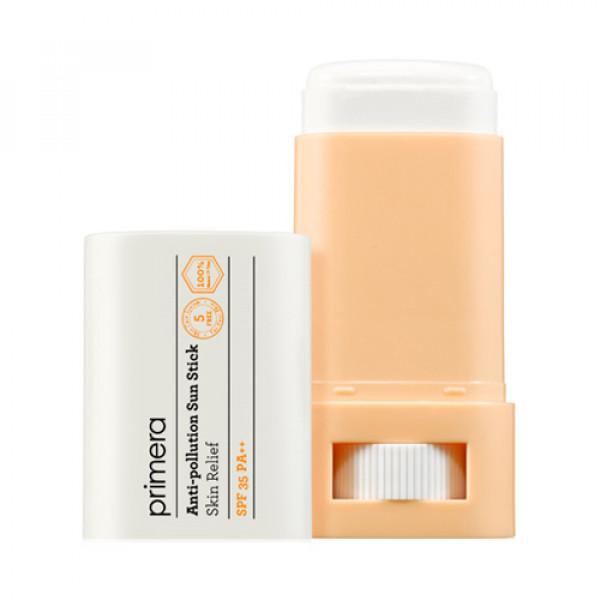 [Primera] Skin Relief Anti Pollution Sun Stick - 16g (SPF35 PA++)