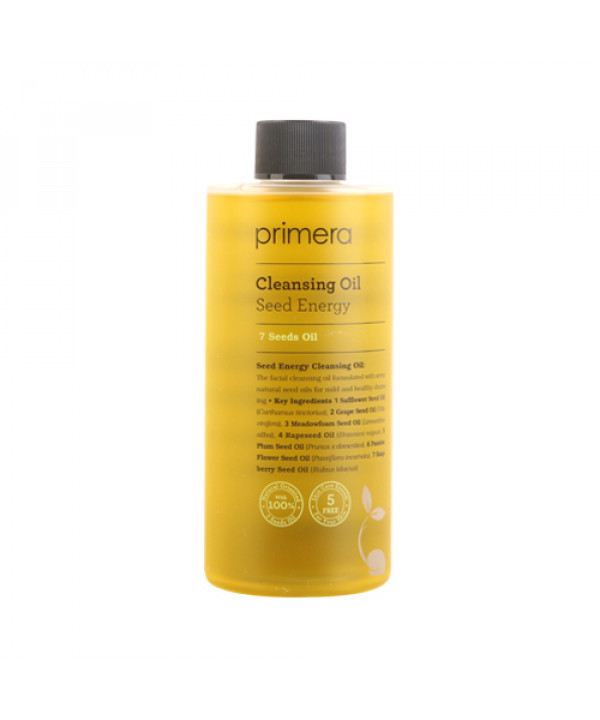 [Primera] Seed Energy Cleansing Oil - 250ml