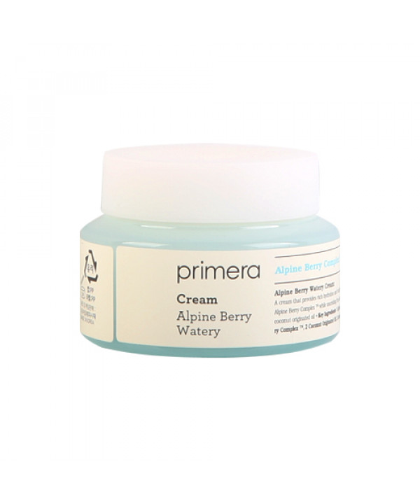 W-[Primera] Alpine Berry Watery Cream - 50ml x 10ea
