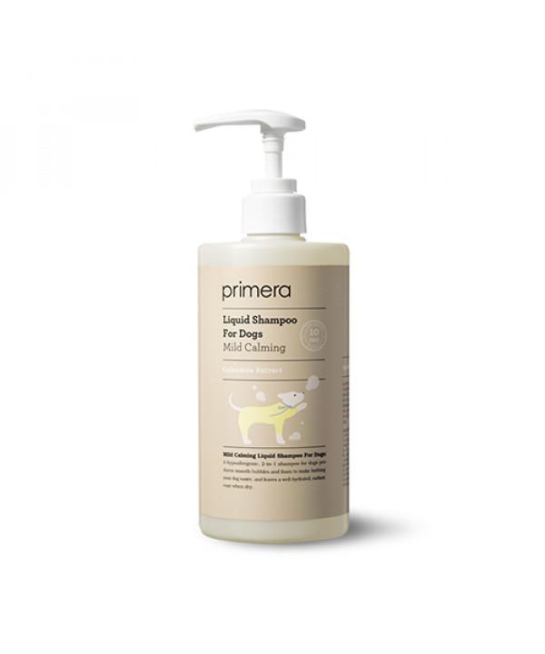 [Primera] Mild Calming Liquid Shampoo For Dogs - 380ml