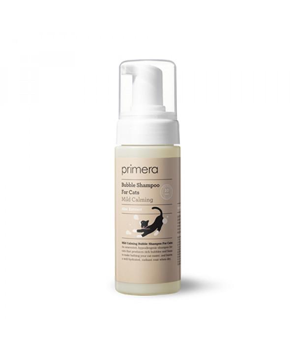 [Primera] Mild Calming Bubble Shampoo For Cats - 150ml
