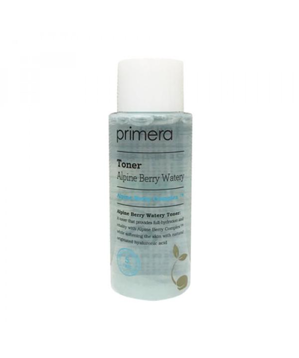 [Primera_Sample] Alpine Berry Watery Toner Sample - 50ml