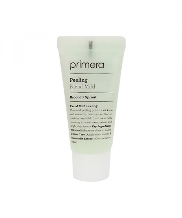 [Primera_Sample] Facial Mild Peeling Sample - 15ml (Tube Type)